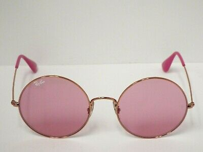 NEW Ray-Ban RB 3592 9035/F6 JA-JO Bronze-Copper Pink Sunglasses (Ray Ban Ja Jo Pink)