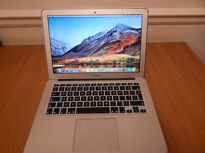 "Apple MacBook Air 13.3"" Core i5  1.4 GHz - 8 GB RAM - 256 GB SSD - Early 2014"