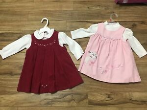 Carter's and Bonnie Jean size 12-18 M