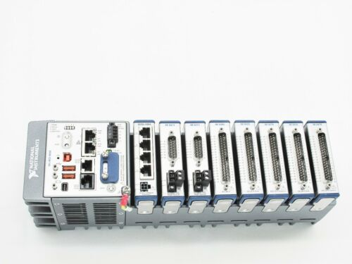 NATIONAL INSTRUMENTS,NI cRIO-9038, attached 8 cards,Technical support