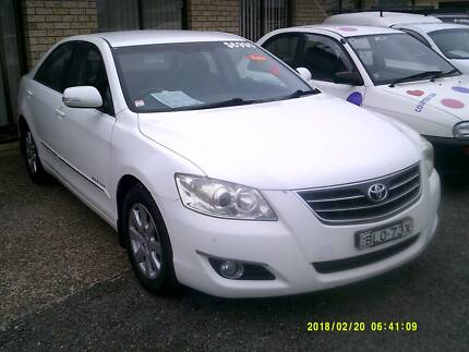 TOYOTA CAMRY LUXURY Tuncurry Great Lakes Area Preview