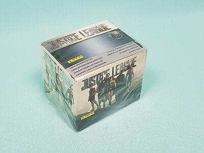 Panini Justice League 1 x Display / 36 Tüten Sticker Serie Neu