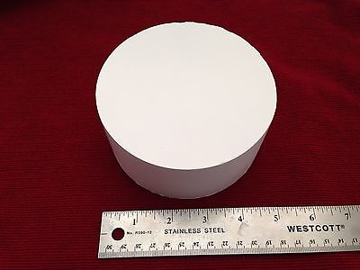 Ready To Install 5 Inch Diameter Bc412 Plastic Scintillator For Gamma Detector
