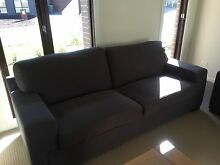 Charcoal Lounge 3.5 and 2.5 seater Elderslie Camden Area Preview