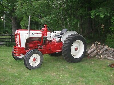 Ford 861 Powermaster 1960 Fully Restored