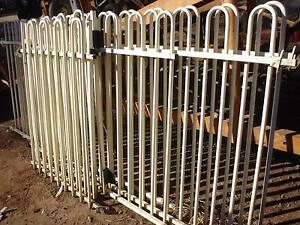 cream fencing Mawson Lakes Salisbury Area Preview