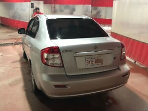 Suzuki sx4 2010 for sale (great car for UBER)