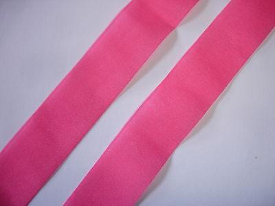 10m Webgummi 0,30€/m pink Gummiband M74