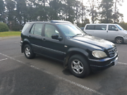 2001 Mercedes ML 320 luxury Wheelers Hill Monash Area Preview