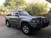 Nissan Patrol GU TI 2008 Maroochydore Maroochydore Area Preview