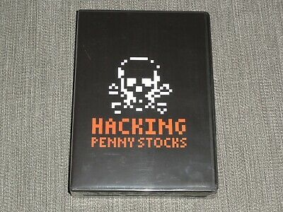 Hacking Penny Stocks Trading Course 6 DVD stock market better than Tim