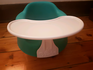 Bumbo floor seat with tray Albert Park Charles Sturt Area Preview