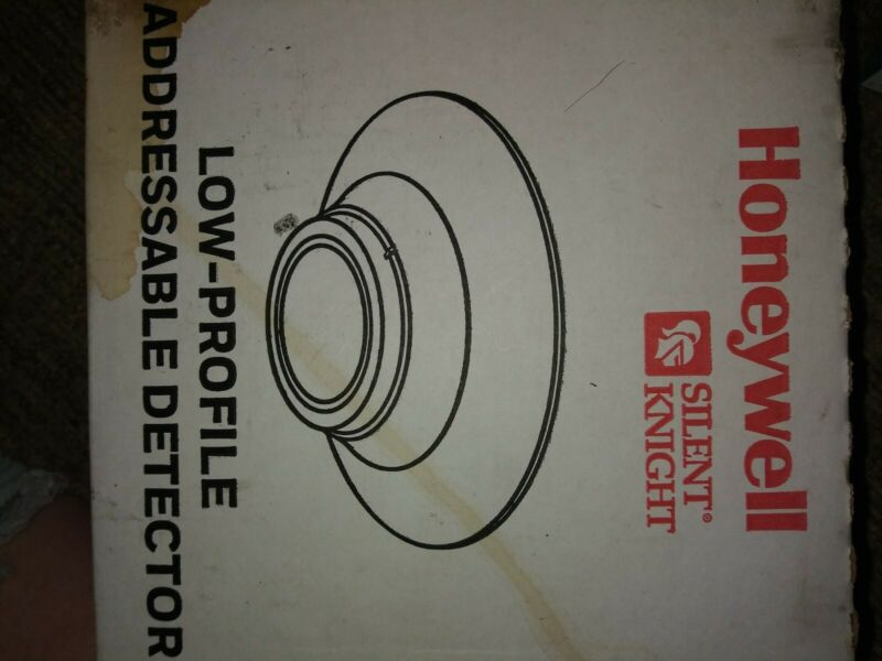 honeywell low profile adddressable detector brand new in box!!!