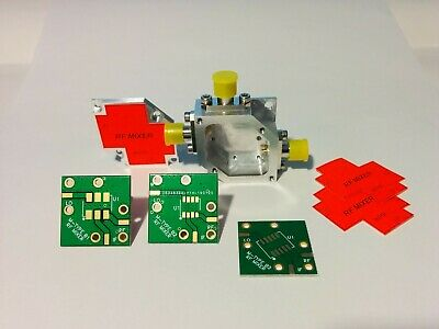 Design Kit For Mini-circuits Frequency Mixers