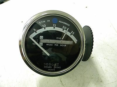 Tachometer Ar60515 Re206860 Quad Range Fits J D 4230 4430 4630 4040 4240 4440