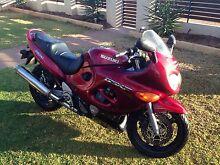 Suzuki GSX750F Motorbike, 1999 Kalgoorlie 6430 Kalgoorlie Area Preview