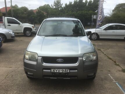 Ford Escape 2005 with log book and 3 months registration West Ryde Ryde Area Preview
