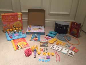 Goldie Blox Collection - 4 kits in all