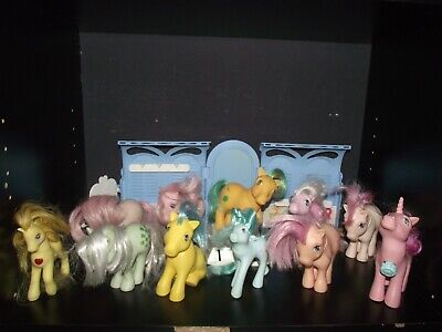 Vintage - My Little Pony - Mon Petit Poney - Lot