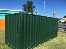 20ft Shipping Container with vents Bundaberg Central Bundaberg City Preview