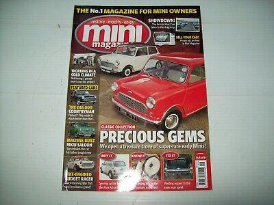 MINI MAGAZINE AUTUMN 2007 - Rare Mini Collection - UK free post