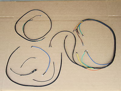 Wiring Harness Set For Ih International Farmall Cub