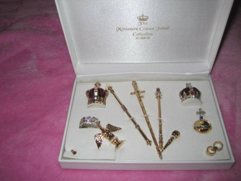 Miniature Jewel Crown Collection