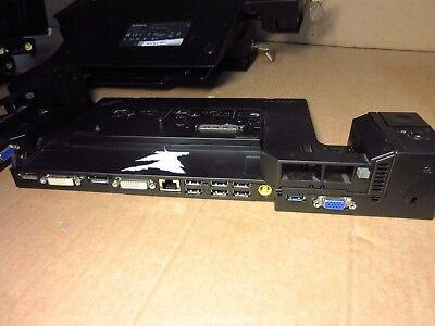 Lenovo 4338 ThinkPad Mini Dock Plus Series 3 with USB 3.0 Docking Station NO KEY