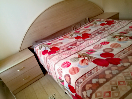 Bed room furniture  with matress