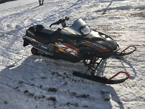 2003 Arctic Cat ZR 900 with Snow Pro Package