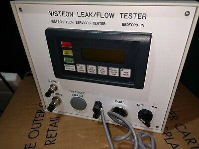 Visteon Usa Tank Leak Detector Pressure Flow Line Tester Analyzer Excellent