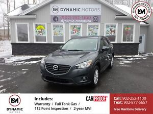 2016 Mazda CX-5 GS AWD! OWN FOR $177 B/W, 0 DOWN, OAC