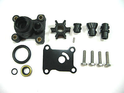 Water Pump Kit Impeller For Johnson Evinrude 9.9 and 15 hp 1974 - 2006   394711