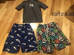 Size 10/12  summer clothes