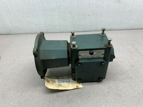 USED GROVE GEAR 30:1 RATIO FLEXALINE GEAR SPEED REDUCER BM218-2