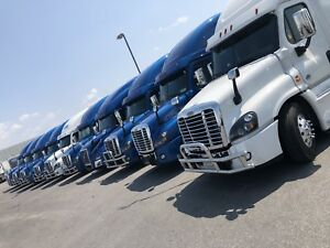 Freightliner Cascadia 2017/2018 Truck for Sales