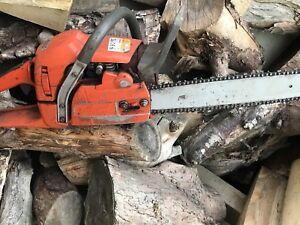 Husqvarna Chainsaw 353 Spares Or Repair