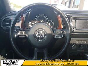 2013 Volkswagen Beetle Coupe Fender Edition