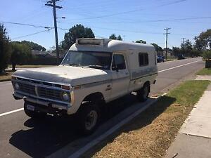 1974 Ford F-250 4x4 ambo high boy Blacktown Blacktown Area Preview