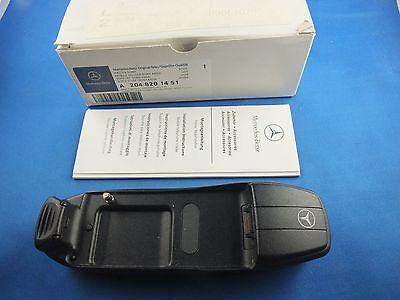 Mercedes UHI Schale Sony Ericsson K800i K810i HandyHalter SE A2048201451 Adapter gebraucht kaufen  Havixbeck