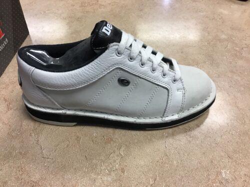 Dexter Women's SST Left Handed Bowling Shoe, White, Size 6.5