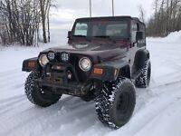 2001 Jeep tj