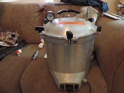 All American 25x-1 Pressure Steam Sterilizer