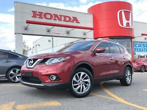2015 Nissan Rogue SL, one owner, clean carproof, loaded