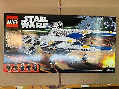 LEGO Star Wars Rogue One: Rebel U-Wing Fighter (75155) NIB 2016 FREE SHIPPING