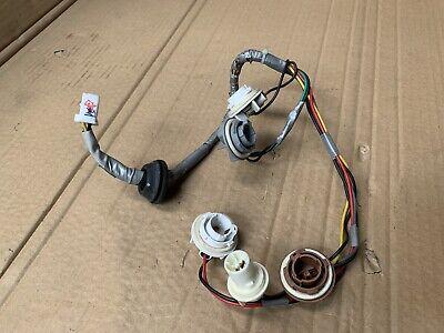 Hyundai i10 1.2 Petrol (2010) Rear Light Bulb Holder Wiring Loom
