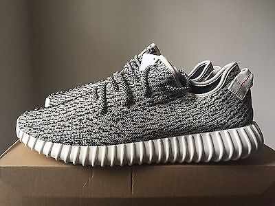 0a6cde2646811 Adidas Yeezy Boost 350 Turtle Dove OG Size 12 Grey White AQ4832 100%  AUTHENTIC