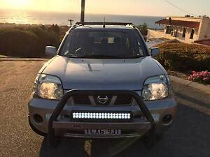 2005 Manual Nissan X-trail 4wd SUV in Excellent Condition City Beach Cambridge Area Preview