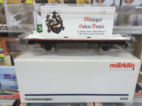 Marklin 1 Gauge #5410 Containerwagen