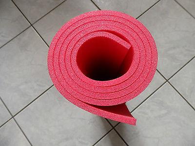 Gymnastikmatte Bodenmatten Fitnessmatte Yogamatte Turnmatte 6,5 mm dick NEU